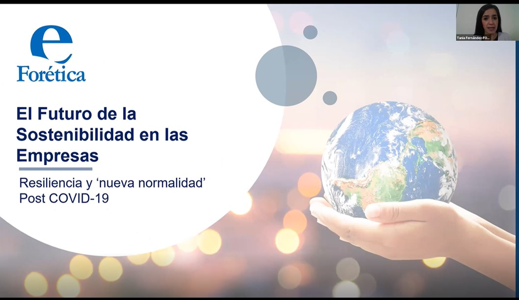 Jornada virtual: LOS ODS ANTE LA COVID-19