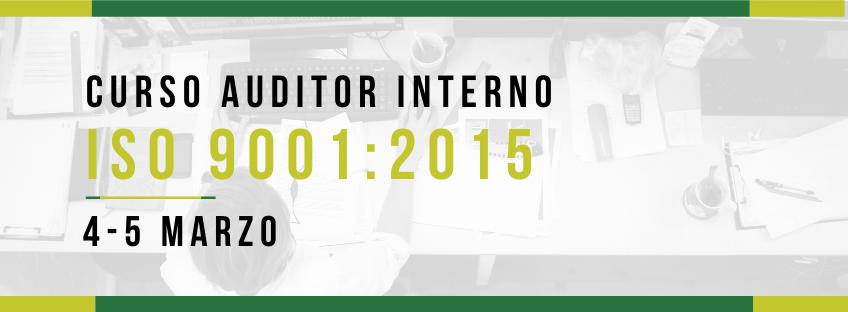 Curso auditor-iso-9001-2015 - Asturias