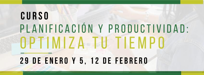 Planificación y Productividad - Asturias