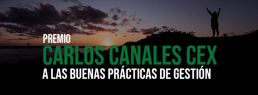 Premio Carlos Canales CEX