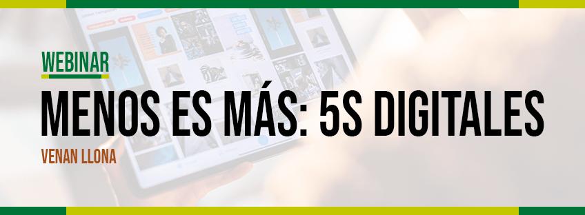 Webinar 5S Digitales | Club de Calidad
