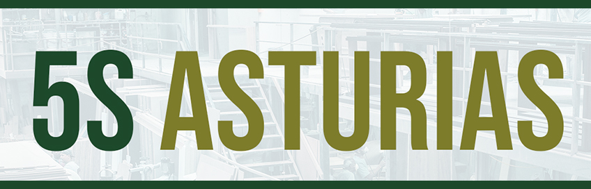 Empresas participantes Proyecto 5S Asturias 2021