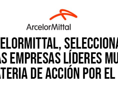 ArcelorMittal, seleccionada entre las empresas líderes mundiales en materia de acción por el clima