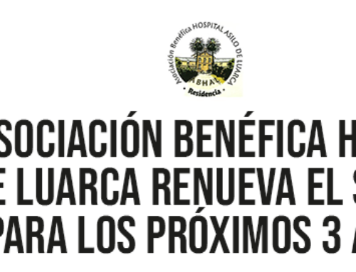 La Asociación Benéfica Hospital Asilo de Luarca renueva el EFQM para los próximos 3 años