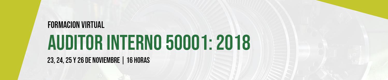 Formación Auditor 50001