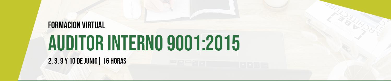 Formación Auditor 9001