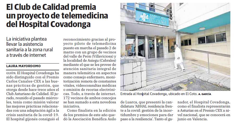 Ganador Carlos Canales CEX 2021 - El Comercio