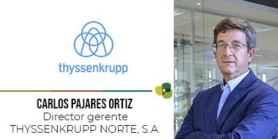 Carlos Pajares Thyssenkrupp