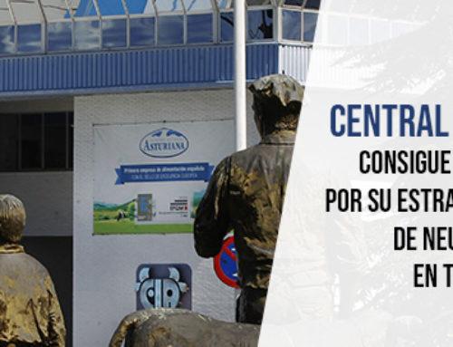 Central Lechera Asturiana consigue una doble certificación por su estrategia de Economía Circular y de Neutralidad en Carbono en todas sus factorías