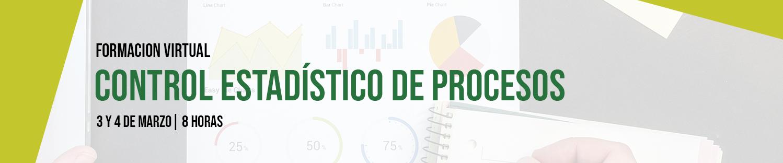 Formación: Control estadístico de procesos