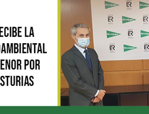El Corte Inglés recibe la certificación medioambiental 'Residuo Cero' de AENOR por sus centros de Asturias