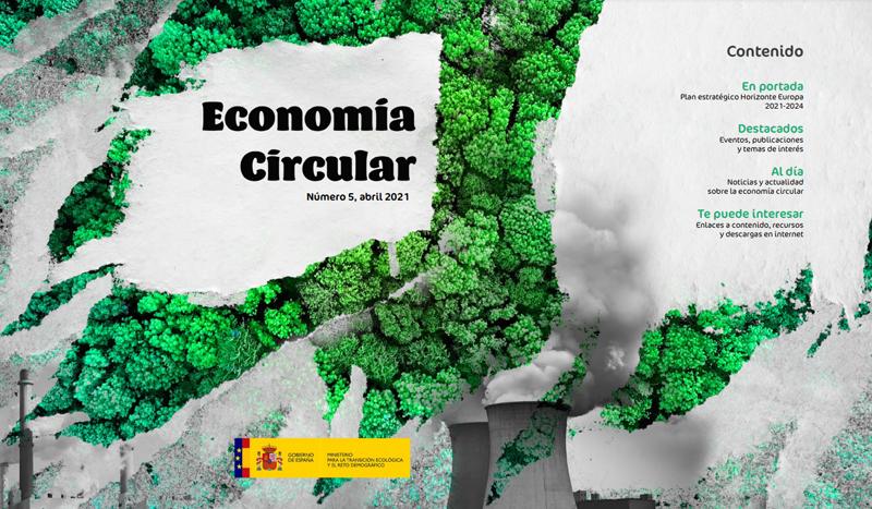 Boletín Número 5 Economía Circular