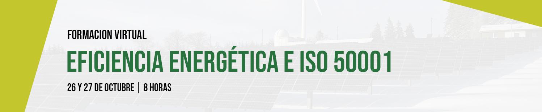 Eficiencia Energética e ISO 50001