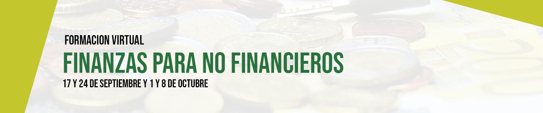 Formación: finanzas para no financieros