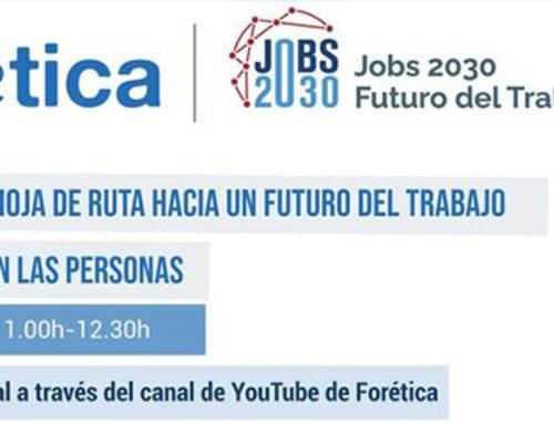 JOBS2030: Hoja de ruta hacia un Futuro del Trabajo centrado en las personas