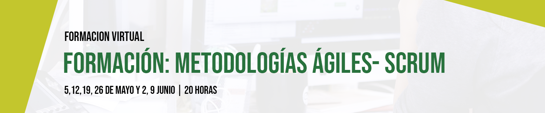 Formación: Metodologías ágiles- Scrum