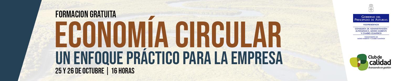 Formación gratuita: economía circular