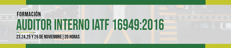 Formación Auditor IATF