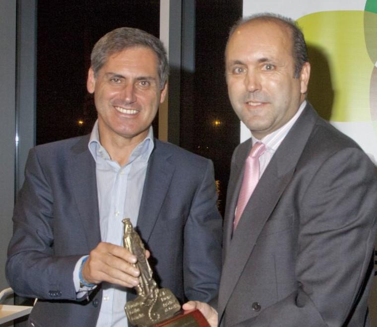 Ganador Carlos Canales CEX 2011