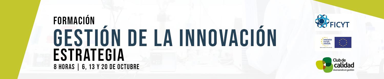 Formación: Gestión de la Innovación - Estrategia