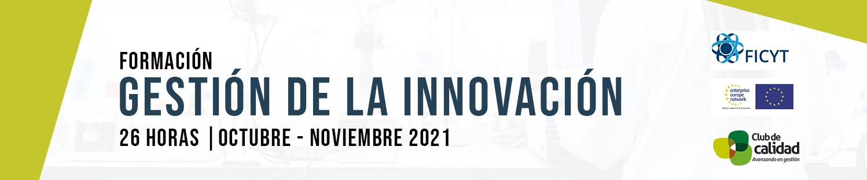 Formación: Gestión de la Innovación
