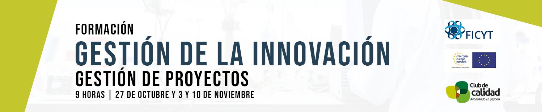 Formación: Gestión de la Innovación - Gestión de Proyectos