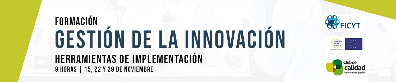 Formación: Gestión de la Innovación - Herramientas de implementación