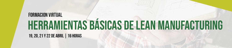 HERRAMIENTAS BÁSICAS DE LEAN MANUFACTURING