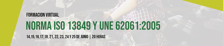 formación:Norma ISO 13849 Y une 62061:2005