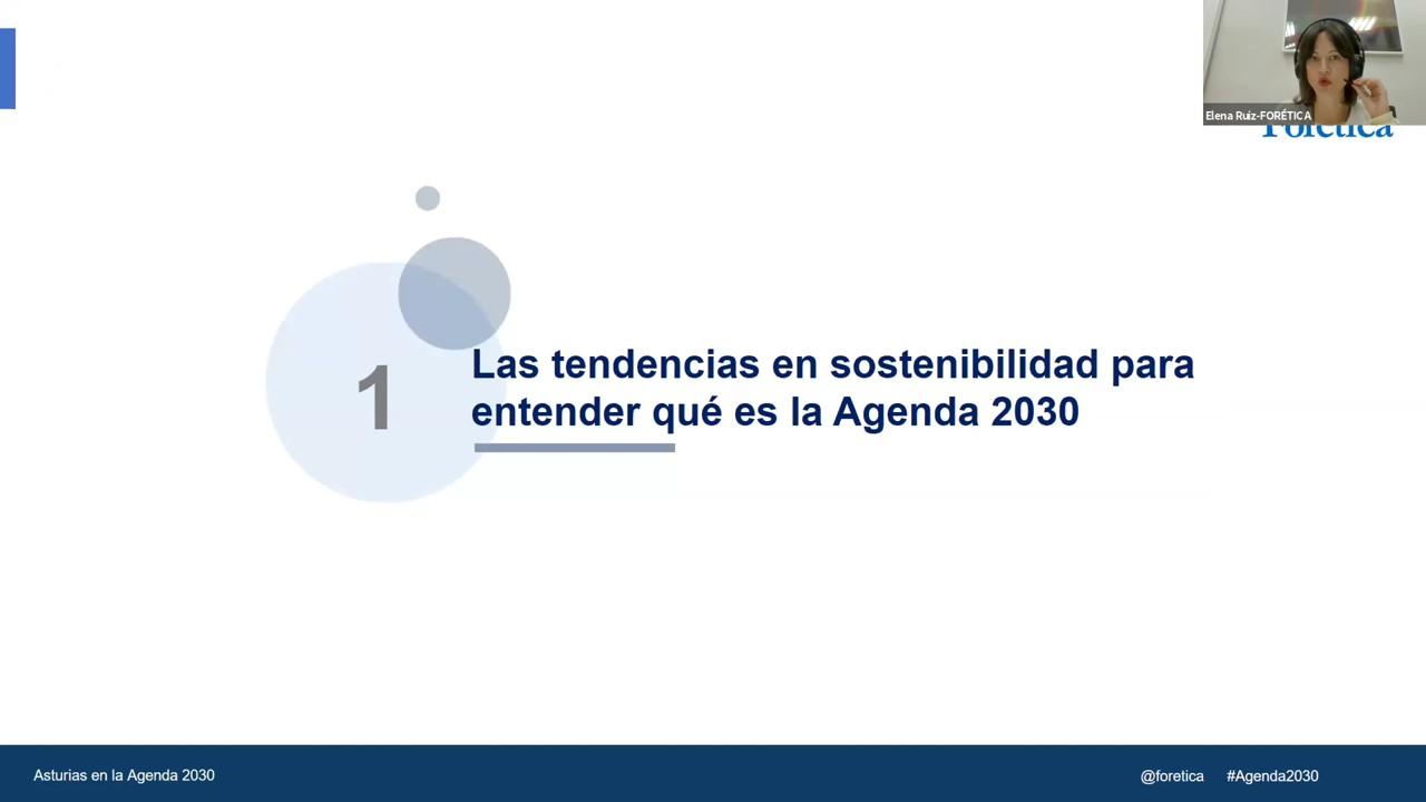 Taller virtual: TERRITORIO ASTURIANO Y AGENDA 2030: EL OCCIDENTE