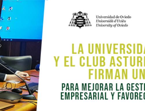 La Universidad de Oviedo y el Club Asturiano de Calidad firman un convenio