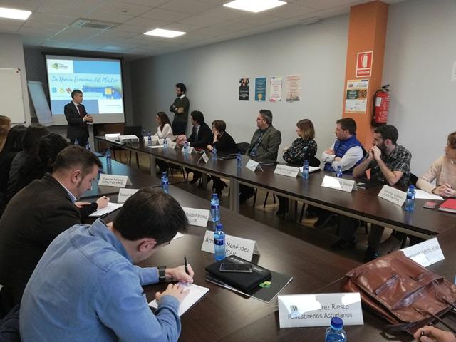 Mesa de los plásticos - Primera reunión - 2019