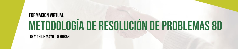 Formación: Metodología de resolución de problemas 8D