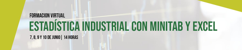 Estadística Industrial con Minitab y Excel