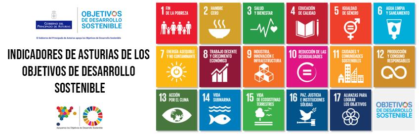 Indicadores de Asturias de los Objetivos de Desarrollo Sostenible