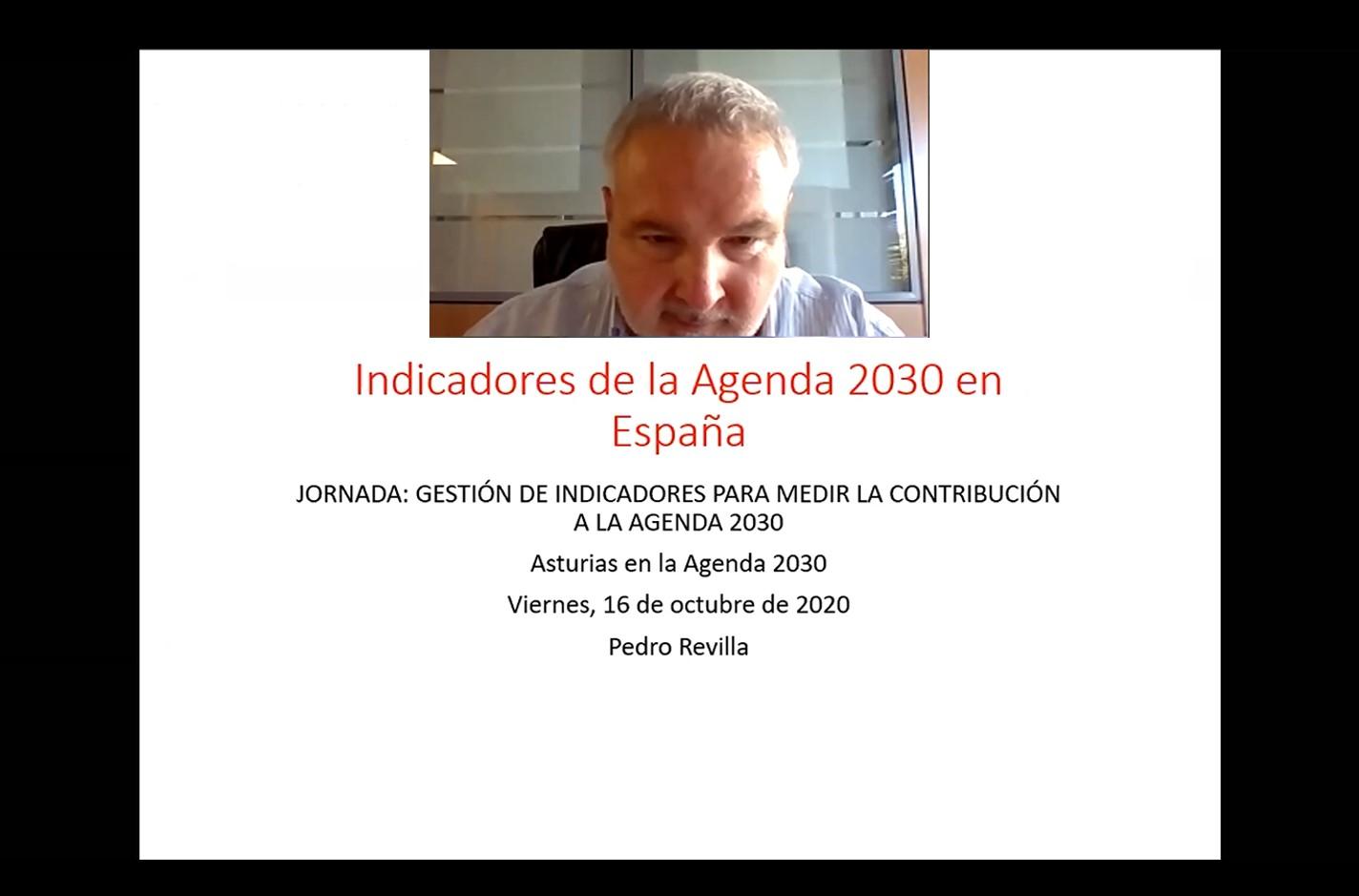 Jornada virtual: GESTIÓN DE INDICADORES PARA MEDIR LA CONTRIBUCIÓN A LA AGENDA 2030