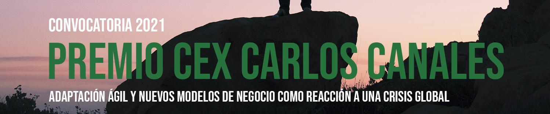 Premio CEX Carlos Canales 2021