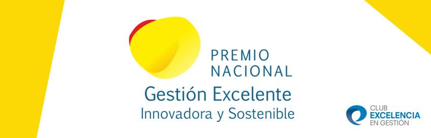 premio Nacional de Gestión Excelente
