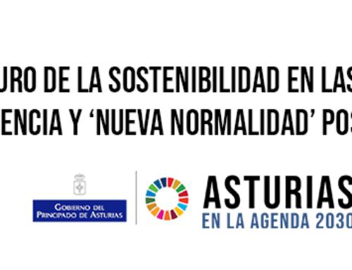 El Futuro de la Sostenibilidad en las Empresas: Resiliencia y 'nueva normalidad' Post COVID-19