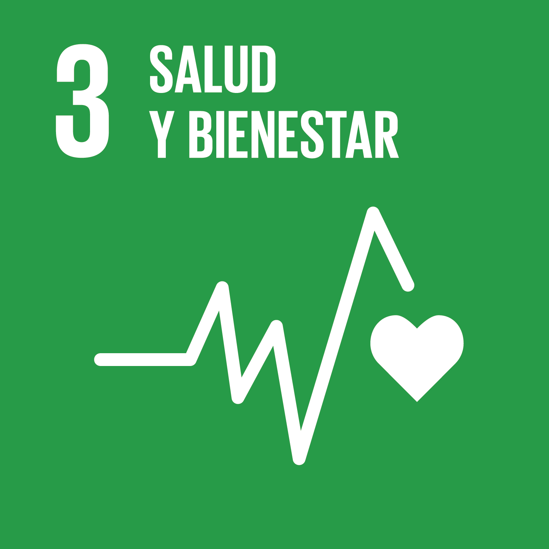 ODS 3: Salud y Bienestar