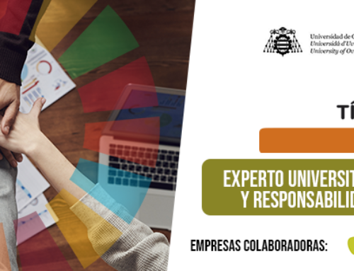 Experto Universitario en Sostenibilidad y Responsabilidad Social Corporativa