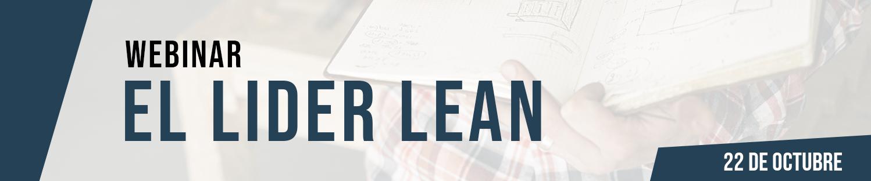 Webinar: El líder LEAN