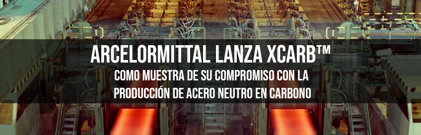 ArcelorMittal lanza XCarb™