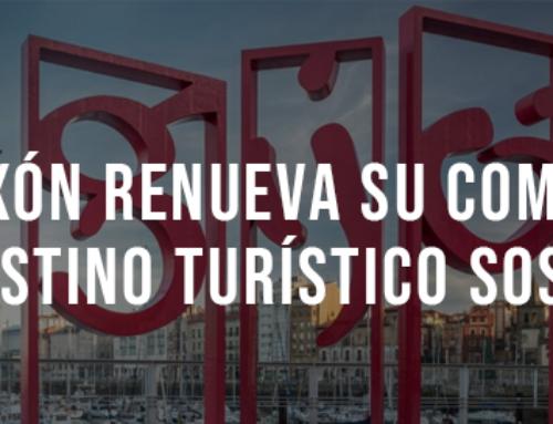 Gijón / Xixón renueva su compromiso como destino turístico sostenible