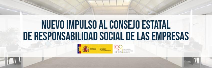 Nuevo Impulso al Consejo Estatal de Responsabilidad Social de las Empresas