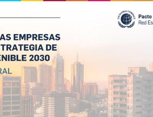 Conclusiones de la consulta al sector empresarial | Estrategia de Desarrollo Sostenible 2030