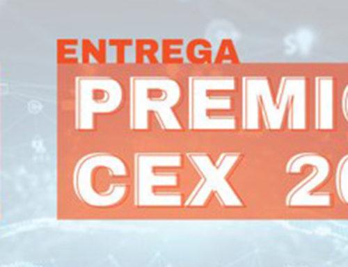 Entrega Premios CEX 2021