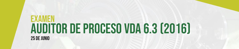 Examen VDA 25 junio 2021