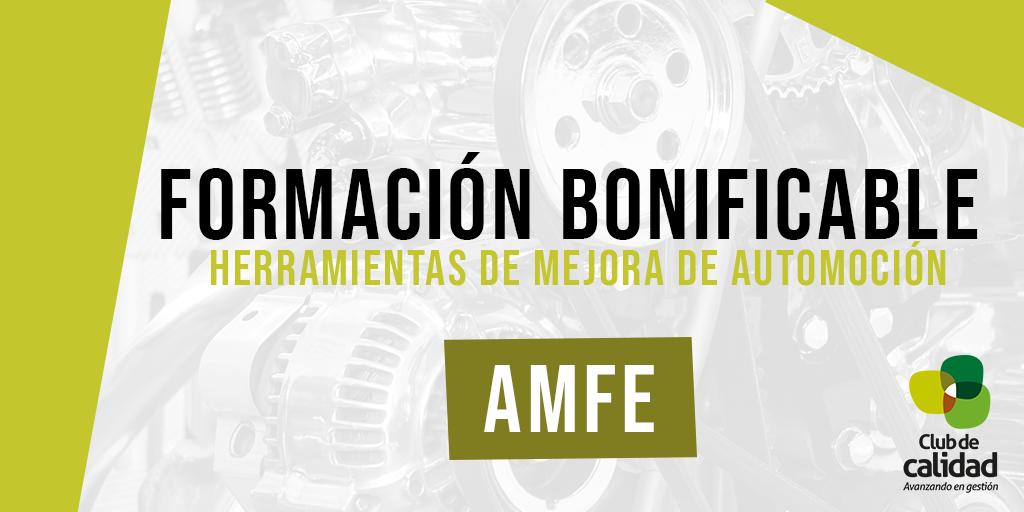 Formación Automoción: AMFE