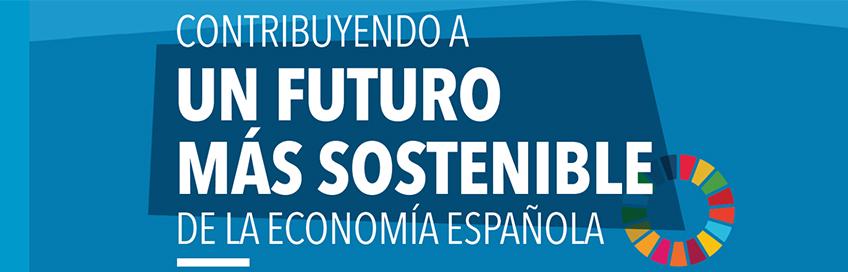 Contribuyendo a un futuro más sostenible de la economía española
